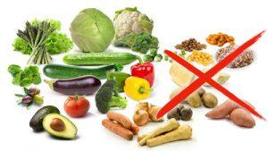 Dieta Chetogenica - Verdure